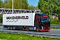 Truck Spotting on the A16 Direction Zwijndrecht 19 04 2019.... Not the Best spot with the Barrier , But better than Nowt . (47591288112).jpg