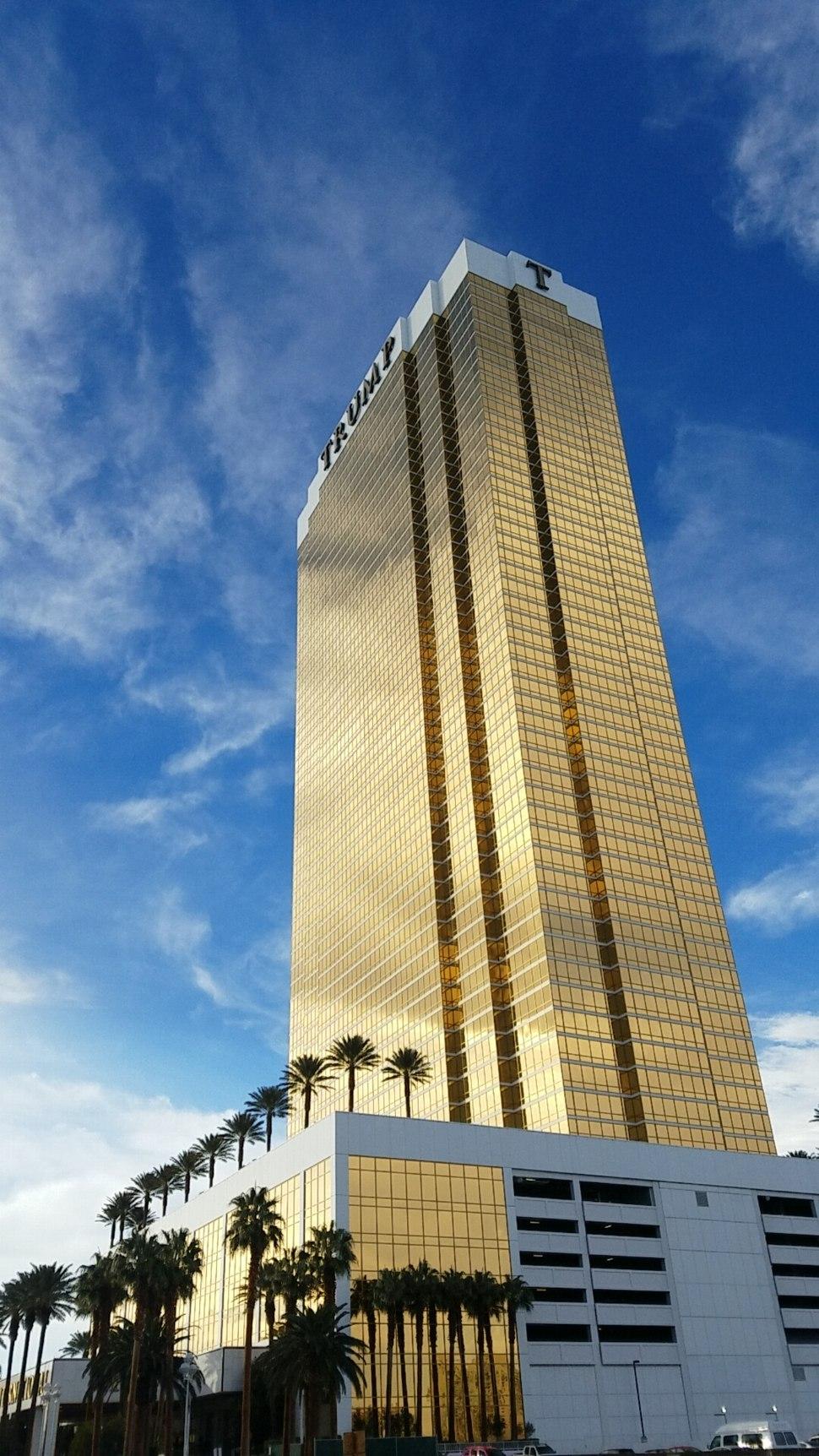 Trump Hotel in Las Vegas-2017