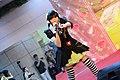 Tukuyomi Idol Project at Taipei City Mall stage 20161224a.jpg