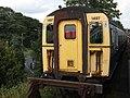 Tunbridge Wells West - 1497 in the siding.JPG