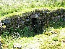 Souterrain von tungadale wikipedia - Was ist souterrain ...