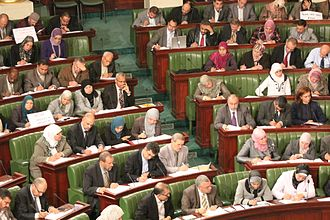 Ennahda Movement - Ennahdha members in the Constituent Assembly