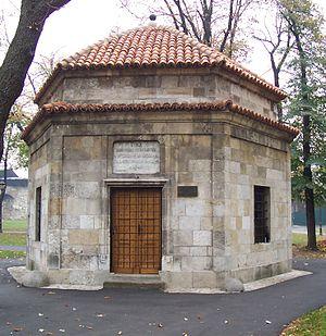 Silahdar Damat Ali Paşa türbesi, Belgrad.
