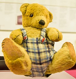 Turing's teddy bear
