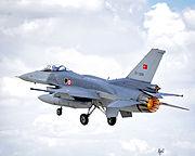 Turkish Air Force F-16C Block 50 MOD 45157793