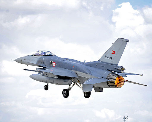 Turkish Air Force F-16C Block 50 MOD 45157793