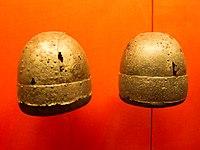 Two simple helmets (14171490901).jpg
