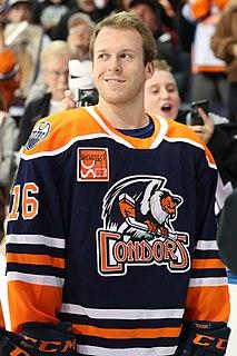 Tyler Benson Canadian ice hockey player