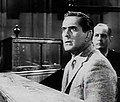 Tyrone Power in Witness for the Prosecution trailer.jpg