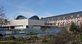 UB Basel - Basel University Library - view from the botanical garden - picture 1.jpg