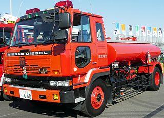 Nissan Diesel C-series Motor vehicle