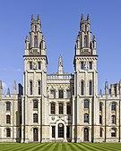 UK-2014-Oxford-All Souls College 03.jpg