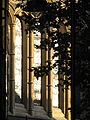 UK - 37 - sunset on stained glass of Southwark Cathedral (2997044555).jpg