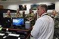UK Land Forces Commander visit to JMRC, Mar 2013 (8570510039).jpg