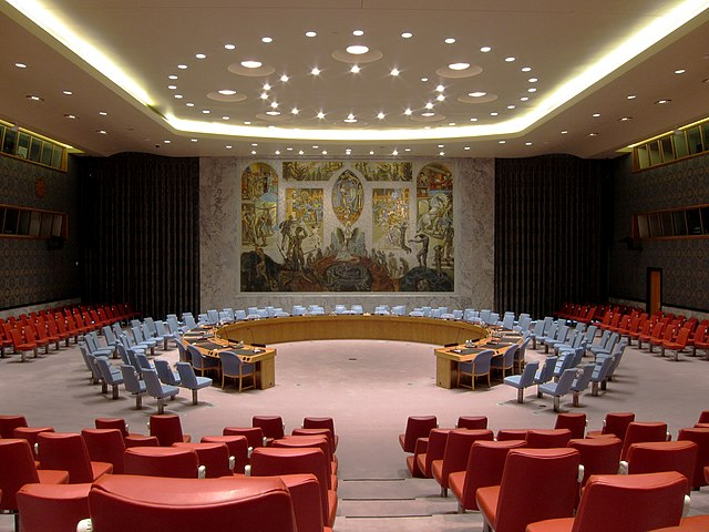 Security Council (Wikipedia)