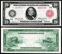 Federal Reserve Note Wikipedia