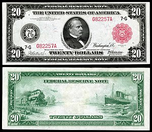 1914 $20 Federal Reserve Note US-$20-FRN-1914-Fr-958a.jpg