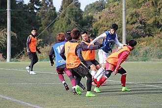 San Diego Zest FC - A lot of talented Japanese and Korean players participated in the Pro combine in Fukuoka.