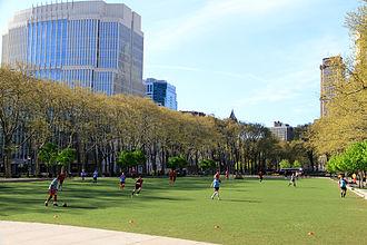 Cadman Plaza - Cadman Plaza Park
