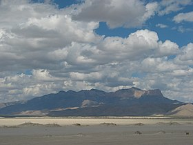 USA Guadalupe Mountains from Linda Lake TX.jpg