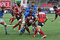 USO - Saracens - 20151213 - Tackle on Silvère Tian.jpg