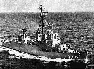 USS <i>Fessenden</i> (DE-142)