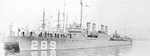USS Flusser