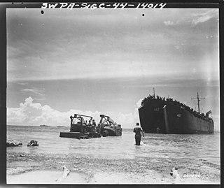 USS <i>LST-467</i> LST-1-class tank landing ship