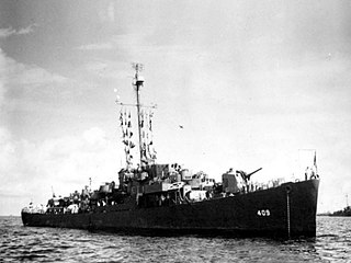 USS <i>La Prade</i>