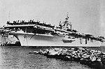 USS Leyte (CV-32) at anchor in 1949.jpg