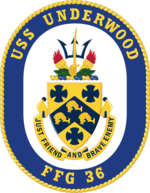 USS Underwood FFG-36 Crest.png