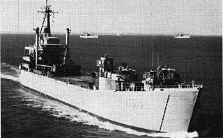 USS <i>Walworth County</i> (LST-1164)