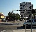 US 441 southern terminus.jpg