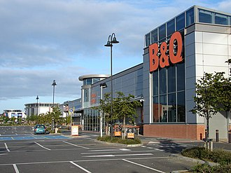 Airside Retail Park - Stores at Airside Retail Park