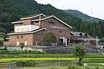 Ujitawara Town All Round Culture Center in Iwayama, Ujitawara, Kyoto August 11, 2018 02.jpg