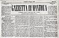 Ultimo numero della Gazzetta di Mantova sotto la dominazione Austriaca.jpg