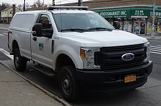 Ford Super Duty Heavy-duty line of pickup trucks by Ford