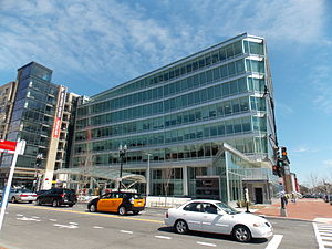 UNCF - United Negro College Fund headquarters in Washington, D.C.