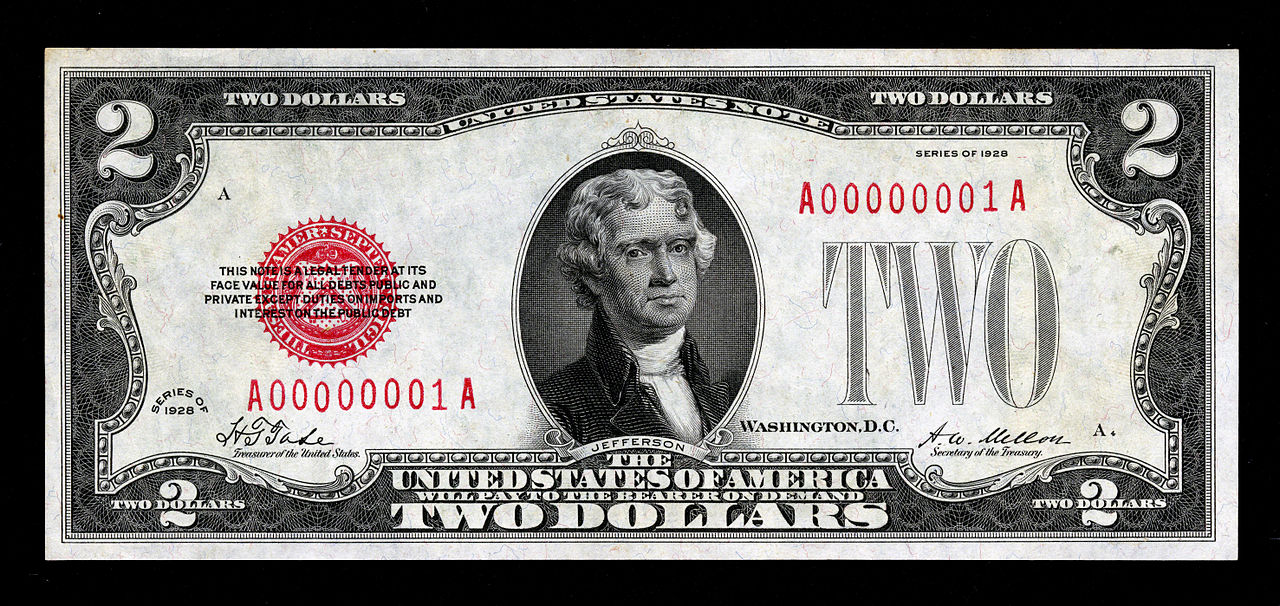 File United States Note Two Dollars Face Jpg
