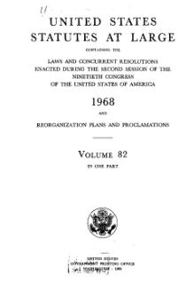 United States Statutes at Large Volume 82.djvu