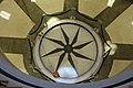Università di louisville, rotonda, 04 pendolo di focault.jpg