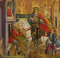 Unknown painter - Saint Martin and the Beggar - WGA23843.jpg