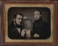 Unknown photographer, Untitled, c. 1850, Daguerreotype, 6.5 x 8.9 cm, MoMA, 87.1974.png