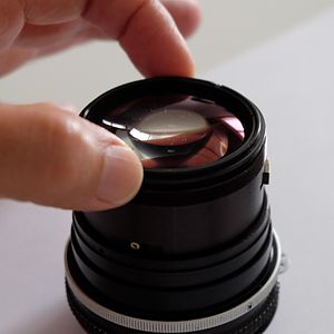 Remove Front Lens And Adjuster Ring From Tasco Scope