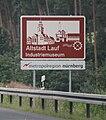 Unterrichtungstafel Altstadt Lauf (2009).jpg
