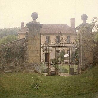 Blackdown, West Sussex - Old Manor Farm, Tennyson's Lane