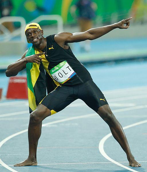 File:Usain Bolt Rio 100m final 2016cr.jpg