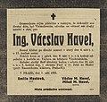 Vácslav Havel úmrtí 1921.jpg