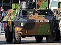 Véhicule de l'Avant Blindé, VAB 4x4, army licence registration 6873 0090 photo-1.JPG
