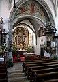Vöcklabruck - Pfarrkirche, Chor.JPG